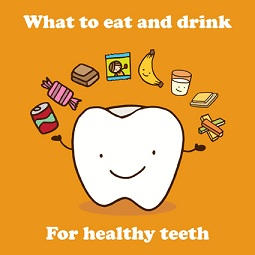 What to Eat and Drink for Healthy Teeth
