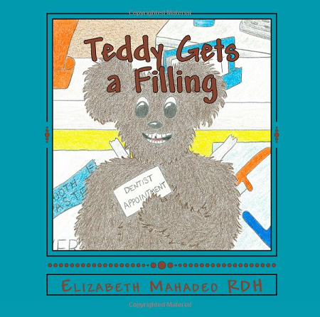 Buy Teddy Gets a Filling on Amazon!