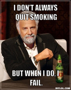Most Interesting Man In The World Smoking Meme