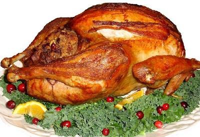Turkey on Thanksgiving for Healthy Teeth