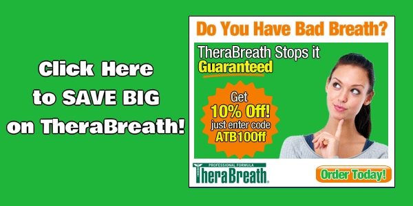 SAVE BIG on TheraBreath