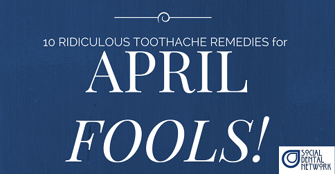 Toothache Treatments Throughout History