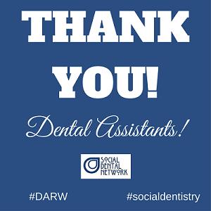 Dental Assistants Recognition Week 2015