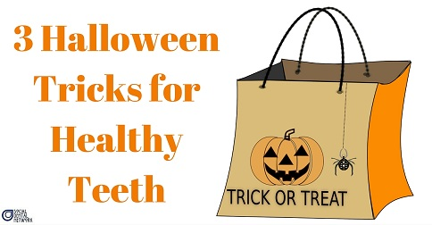 3 Halloween Tricks for Healthy Teeth