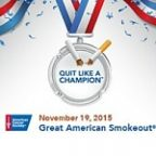 Great American Smokeout 2015