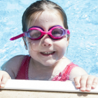 Do swimming pools damage tooth enamel